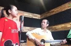 """Vĩnh biệt nhạc sỹ Hà Hải của ca khúc """"Hoa thơm dâng Bác"""""""
