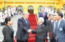 [Mega Story] 25 năm quan hệ Việt Nam-Hoa Kỳ: Dấu ấn hợp tác toàn diện