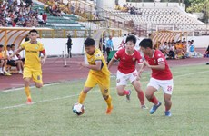 """V-League 2020: Trận """"Derby xứ Nghệ"""" có kết quả hòa"""