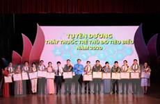 Vinh danh các thầy thuốc trẻ Thủ đô và trao Giải thưởng Đặng Thùy Trâm