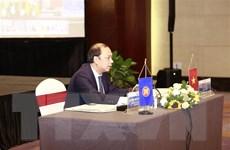 Phiên thảo luận về xây dựng Khung phục hồi tổng thể ASEAN