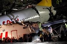 Máy bay do thám Thổ Nhĩ Kỳ rơi, 7 người thiệt mạng