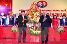 Đảng bộ BV Trung ương Huế bầu trực tiếp chức danh Bí thư