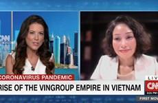 CNN: Vượt qua đại dịch, Vingroup thẳng tiến đến thị trường Mỹ