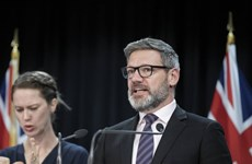 New Zealand: Bộ trưởng bị cách chức vì có mối quan hệ 'không rõ ràng'