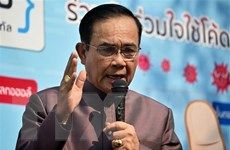 Thủ tướng Thái Lan hoàn thành nhân sự nội các mới