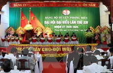 Huyện Phong Điền phấn đấu trở thành thị xã trước năm 2025
