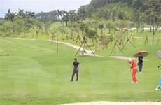 Phê duyệt chủ trương đầu tư sân golf Bảo Ninh Trường Thịnh