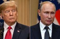 Lãnh đạo Mỹ, Nga điện đàm thảo luận về loạt vấn đề nóng