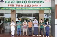 99 ngày Việt Nam không có ca lây nhiễm COVID-19 trong cộng đồng