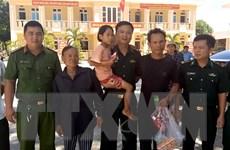 Quảng Bình: Tìm thấy bé gái thất lạc sau một ngày tìm kiếm