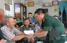 Thông tấn xã Việt Nam tri ân các thương binh, liệt sĩ tại An Giang