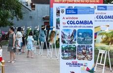 Triển lãm ảnh về các bộ tộc thổ dân và phong cảnh thiên nhiên Colombia