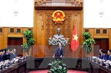 Thủ tướng tiếp các doanh nghiệp Hàn Quốc đầu tư tại Việt Nam