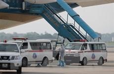 Đưa 219 công dân Việt Nam từ Guinea Xích đạo về nước