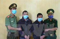 Lào Cai triệt phá đường dây đưa người nhập cảnh trái phép vào Việt Nam