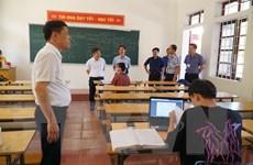 Nghệ An xây dựng phương án dự phòng thi tốt nghiệp THPT