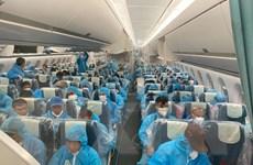 """Vietnam Airlines và chuyến bay """"đặc biệt"""" từ Guinea Xích đạo"""