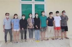 Lạng Sơn lập 146 lán trại ngăn chặn xuất, nhập cảnh trái phép