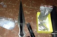 Hà Nội: Triệt phá đường dây buôn bán ma túy, tàng trữ súng