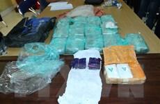 Xử lý nhiều vụ án buôn bán, sử dụng ma túy tại các địa phương