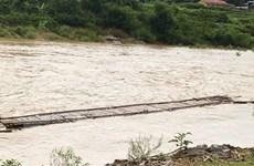 Đề phòng lũ quét, sạt lở đất xảy ra tại Lai Châu, Điện Biên và Sơn La