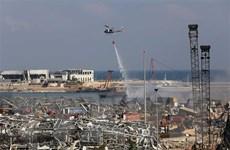 Vụ nổ ở Beirut: LHQ ưu tiên hỗ trợ các bệnh viện của Liban