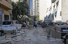 Vụ nổ tại Beirut: Hơn 5.000 người bị thương, 250.000 người mất nhà cửa