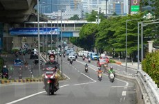 Chính phủ Indonesia hỗ trợ tiền mặt cho 13,8 triệu lao động