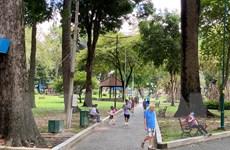 TP.HCM tạm dừng tất cả các hoạt động trong công viên, mảng xanh