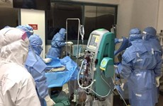 Bệnh viện TW Huế phân luồng bệnh nhân trước diễn biến mới của dịch