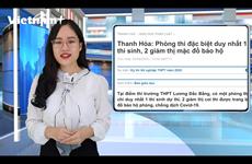 Kỳ thi đặc biệt chưa từng có trong lịch sử thi cử Việt Nam
