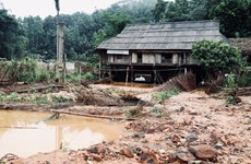 Yên Bái: Sự cố vỡ đập chắn liên tiếp tại Mỏ khai thác quặng núi 300