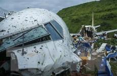 Thủ tướng chia buồn về tai nạn máy bay làm nhiều người chết ở Ấn Độ