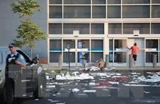 Mỹ bắt giữ hơn 100 người liên quan vụ cướp phá ở trung tâm Chicago