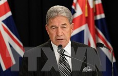 Phó Thủ tướng New Zealand kêu gọi hoãn bầu cử vì COVID-19