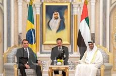 Israel mời Thái tử UAE tới thăm Jerusalem sau thỏa thuận thế kỷ