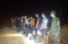 Biên phòng Quảng Trị điều tra đường dây đưa người xuất cảnh trái phép