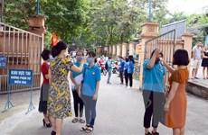 Quảng Nam đảm bảo an toàn cho thí sinh dự thi tốt nghiệp THPT