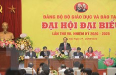 Thứ trưởng Phạm Ngọc Thưởng được bầu làm Bí thư Đảng ủy Bộ GD-ĐT