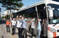 Chủ tịch Đà Nẵng gửi thư cảm ơn các đơn vị y tế hỗ trợ chống dịch