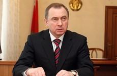 Ngoại trưởng Nga và Belarus sẽ hội đàm vào ngày 2/9