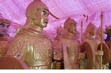 Thông tin về những bức tượng được cho là lính nhà Tần tại Lâm Đồng