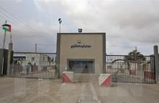 Israel thông báo dừng các biện pháp hạn chế áp đặt đối với Dải Gaza