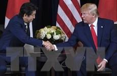 Mỹ, Nhật củng cố quan hệ song phương sau khi thủ tướng Abe từ chức