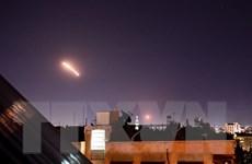 Israel tấn công tên lửa vào Syria khiến 9 người thương vong