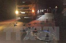 Bình Phước: 3 vụ tai nạn liên tiếp trong đêm làm 5 người thương vong