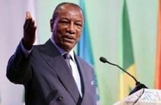 Tổng thống 82 tuổi của Guinea tuyên bố tranh cử nhiệm kỳ thứ 3
