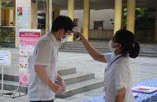 Gần 11.000 thí sinh tại Đà Nẵng bước vào môn thi đầu tiên