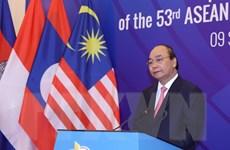 Phát biểu của Thủ tướng tại Hội nghị AMM 53 và các Hội nghị liên quan